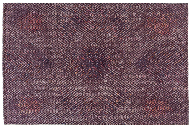 tumulte-purple-rug
